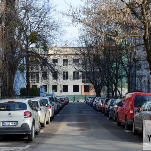 Pohľad zo Sienkiewiczovej ulice