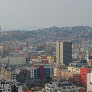 Hotel Kyjev a Prior na Kamennom námestí. Prvý menovaný môže už čoskoro čakať radikálna premena.