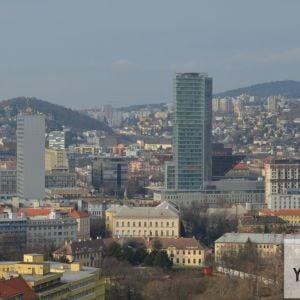Národná banka Slovenska zostáva už dlhé roky jednou z najkrajších výškových budov v Bratislave.