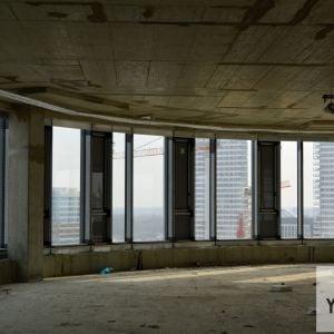 Budúci nájomníci si budú môcť vychutnať výhľad na radikálne sa transformujúce centrum mesta