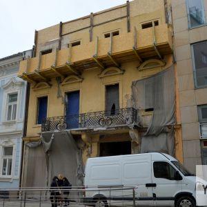 Za rekonštrukciou stojí spoločnosť Panenská, s.r.o., blízka architektom zo štúdia COMPASS ARCHITEKTI, ako aj street-foodovej prevádzke Orbis.