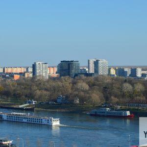 Masívny rozvoj je očakávaný aj na petržalskej strane Dunaja, kde už rastú projekty na okrajoch budúceho