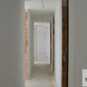 Chodba v 5-izbovom byte.