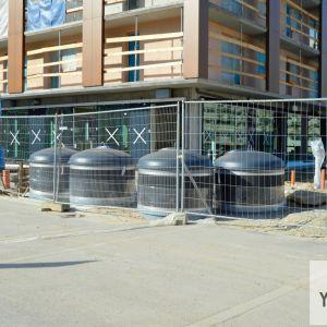 Urban Residence bude ďalším miestom, kde v Bratislave pribudnú polopodzemné kontajnery.