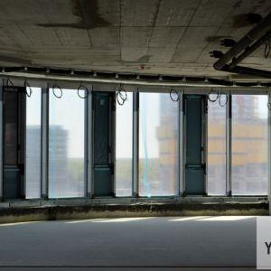 Pohľad na kancelárske podlažie, v budúcnosti poskytne úžasné výhľady na SkyPark a ostatné developmenty v území.