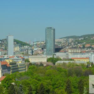 Najkrajšia výšková budova v Bratislave?