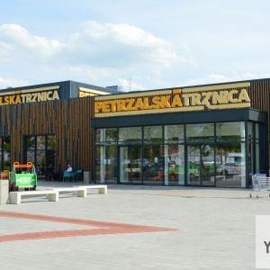 Petržalská tržnica.
