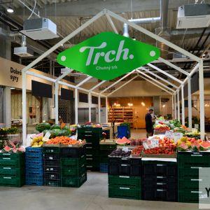 Slnečnice Market - Trch, farmárska tržnica.