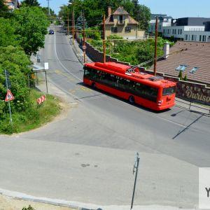 Developer zrekonštruuje zastávku MHD na Podkolibskej a zrealizuje nové chodníky.