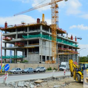 Construction update: Nivy Tower & Twin City Tower, 2.8.2018