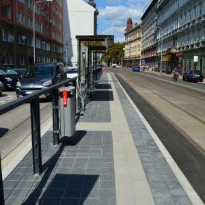 Nová zastávka na Špitálskej ulici