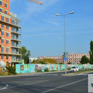 Miesto, kde vyrastie tretia fáza projektu.