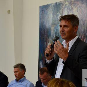 Mesto Bratislava ústami primátora mesta Iva Nesrovnala vyjadrilo projektu podporu a prisľúbilo, že finálne riešenie bude výsledkom participatívneho procesu