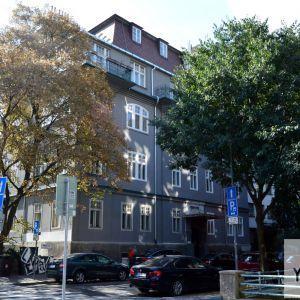 Dom na Dobrovičovej ulici. Fotografia z 13.9.2018