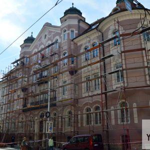 Dom na Štúrovej ulici. Fotografia z 13.9.2018
