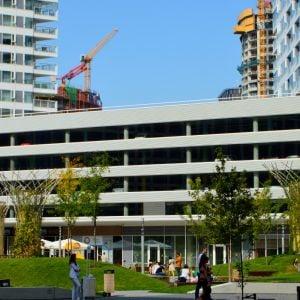 Pohľad z Panorama Parku.
