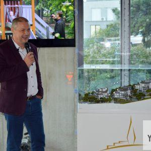 Projekt predstavuje Igor Lichý, architekt a jeden zo spolumajiteľov spoločnosti ITB Development