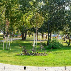 Centrálna časť parku