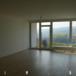 Tretí navštívený byt sa vyznačoval veľkorysou obývačkou
