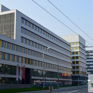 Pohľad od Brnenskej ulice
