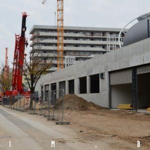 Pohľad od Ulice Viktora Tegelhoffa, investor ju údajne plánuje zrekonštruovať
