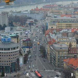 Dostojevského rad, významná mestská trieda s potenciálom premeny na mestský bulvár