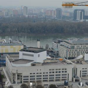 Slovenské národné divadlo a Eurovea, v budúcnosti by mali mať náprotivok na pravom brehu Dunaja