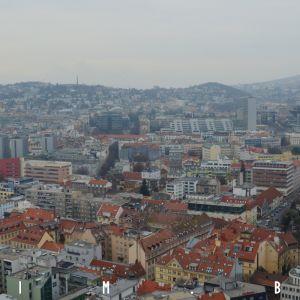 Východná časť centra mesta