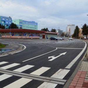 Obnovená Hraničná ulica