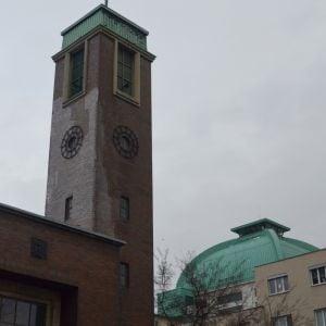 Kupola Spilky a evanjelický kostol od M.M. Harminca sú architektonickými symbolmi lokality