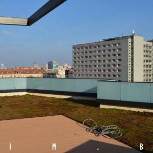 Výhľady z niektorých bytov sú vynikajúce