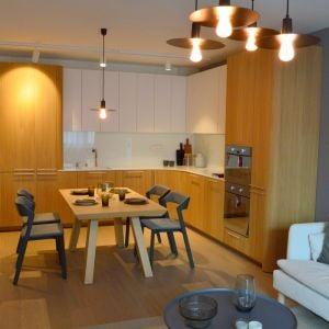 Interiér vzorového bytu od RULES