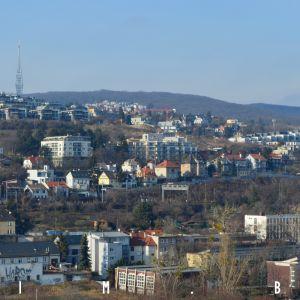 Koliba a vrch Kamzík, kde vzniká mnoho nových projektov