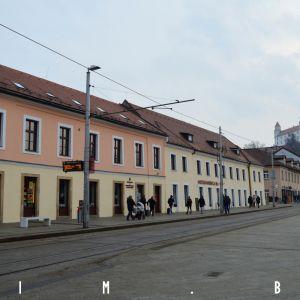 Mestská knižnica na Kapucínskej s novou fasádou
