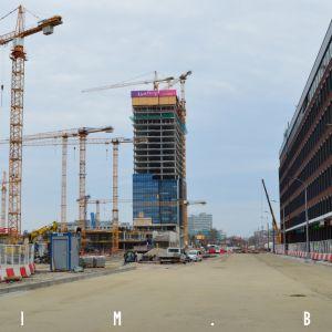 Prestavba ulice Mlynské nivy