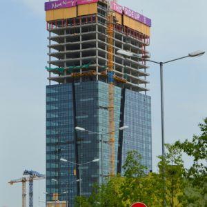 Novy Tower z Továrenskej