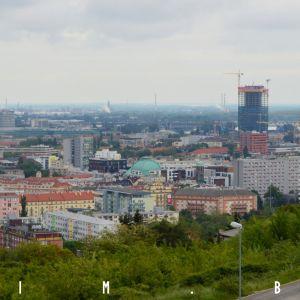 Východné časti downtownu a okolie Račianskeho mýta