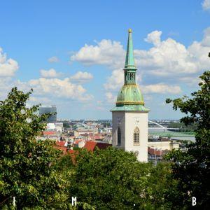 Tradičná panoráma, v ktorej dominovali veže kostolov, je definitívne minulosťou