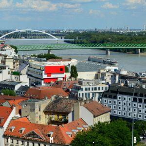 Slovenská národná galéria je príkladom progresívneho prístupu k architektúre, ktorý by sa mal odraziť aj na plánovaní mesta