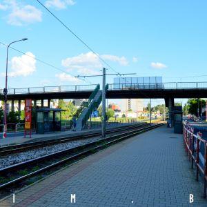 Zastávka Jurigovo námestie v posledný deň prevádzky