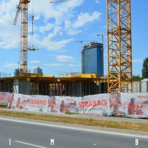 Najvyššia rezidenčná budova Slovenska už rastie