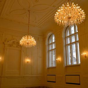 Snemovná miestnosť komory