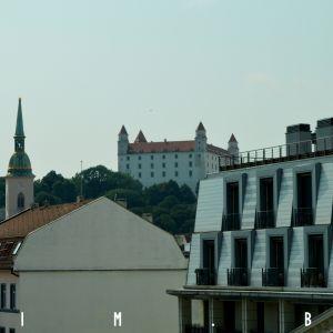 Výhľady na historické centrum