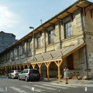 Objekt patriaci súdu na nároží Lazaretskej a Cukrovej