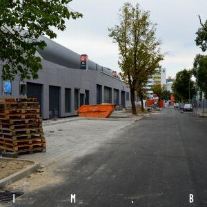Oprava Ulice Viktora Tegelhoffa