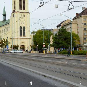 Nástupisko zrušenej zastávky na Floriánskom námestí sa zmení na zelený pás