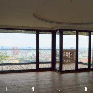 Pohľad z exkluzívneho bytu