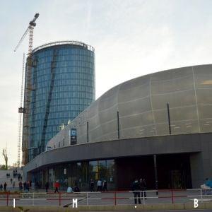 Národný futbalový štadión a Tower 5
