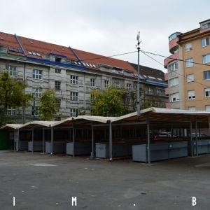 Trhovisko Žilinská - súčasný stav