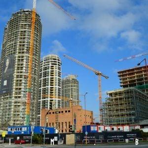 Prvá z veží Sky Parku je takmer hotová